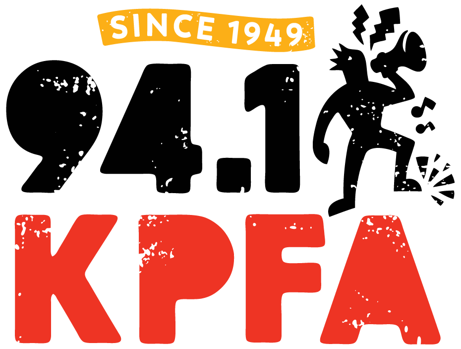 KPFA Logo
