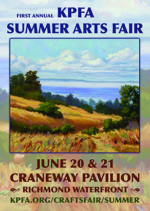 KPFA SUMMER ARTS FAIR