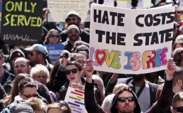 """Public Outcry over Anti-LGBT """"Religious Freedom"""" Law"""