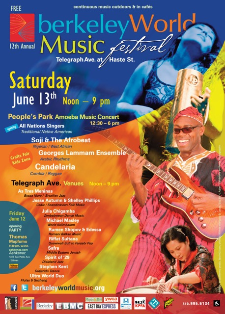 Berkeley World Music Festival