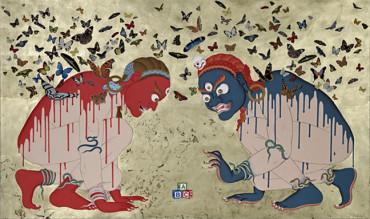 """Two Spirits"" by Ang Tsherin Sherpa"