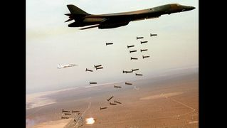 U. S. Made Cluster Bombs