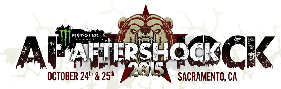 Aftershock Banner