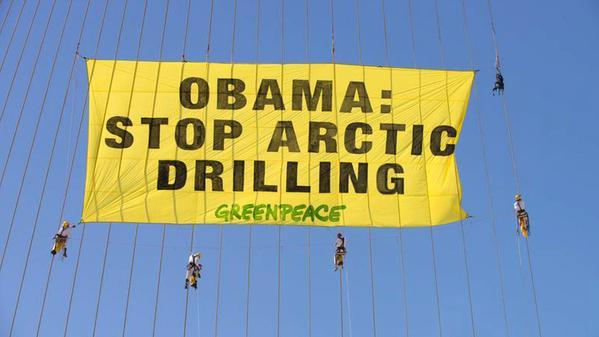Stop Artic Drilling