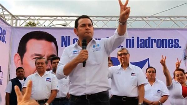 Guatemalan Candidates