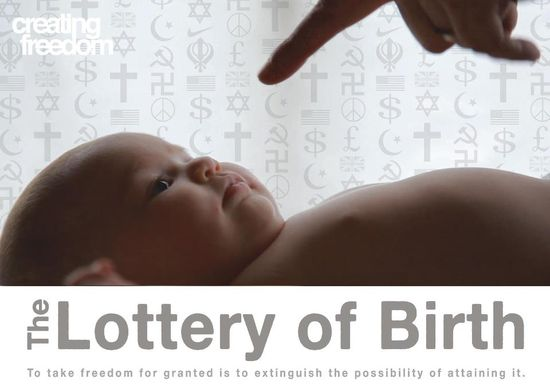 Lotery of Birth