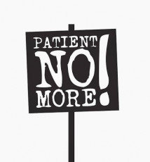 Patient No More Logo