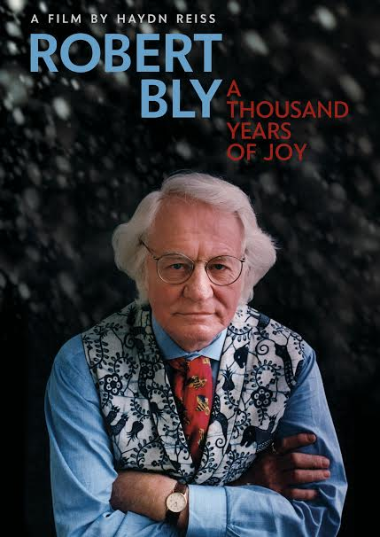 Robert Bly Documentary Poster