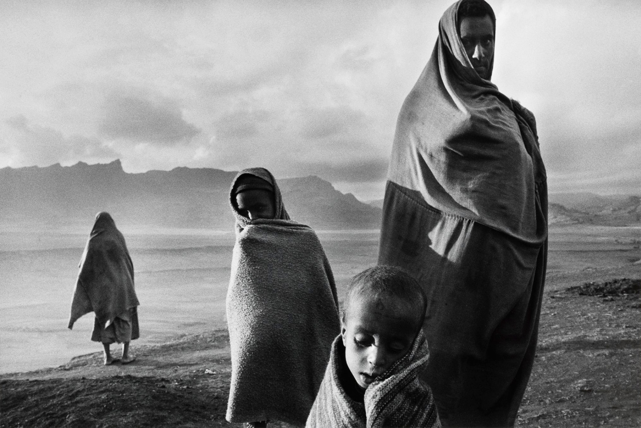 Photo by Sebastiao Salgado
