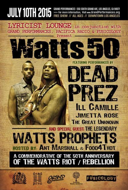 WATTS50
