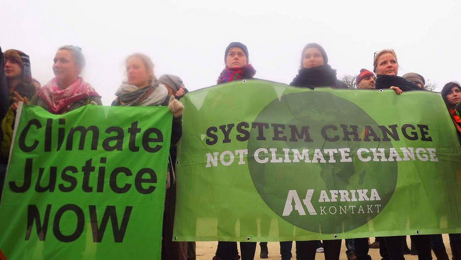 Climate Justice Movement