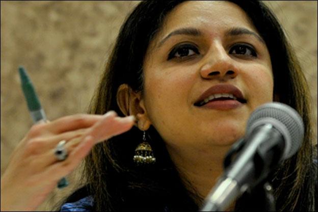 Columnist Rafia Zakaria
