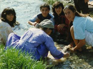 Deborah Felmeth in Syria