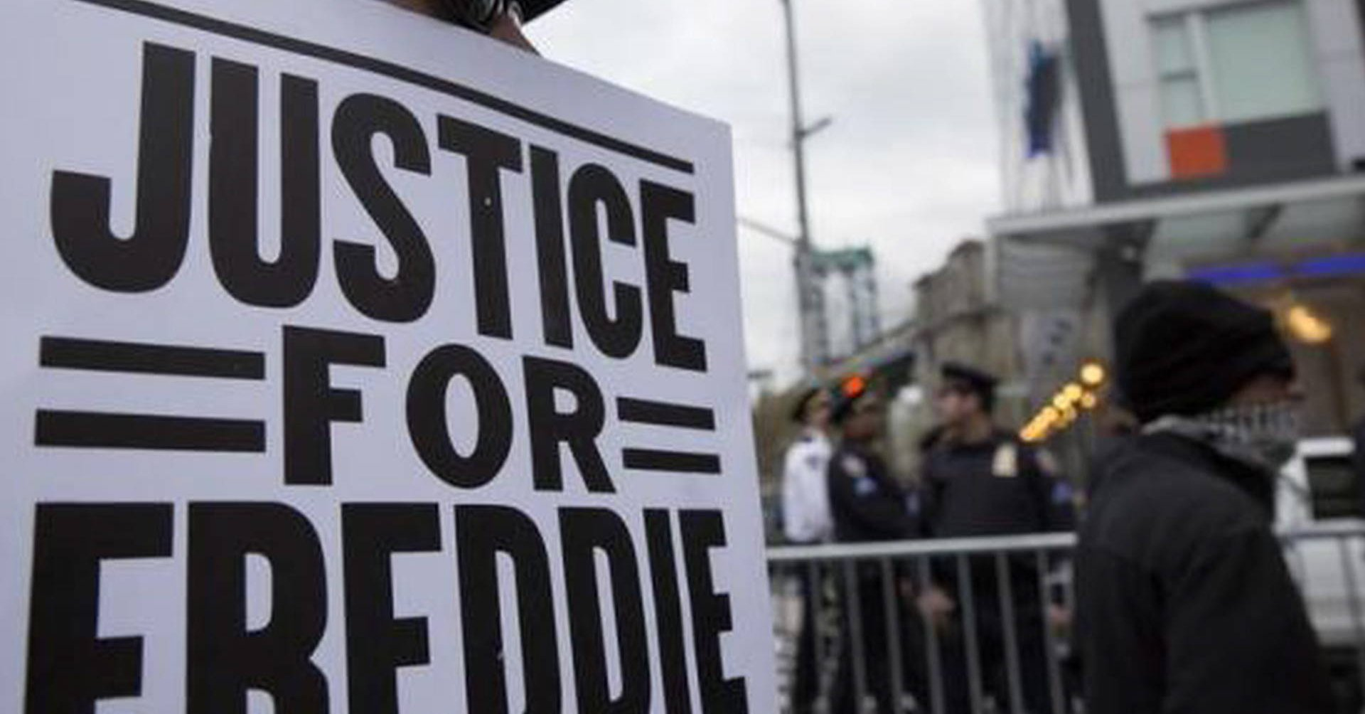 Justice for Freddie 2