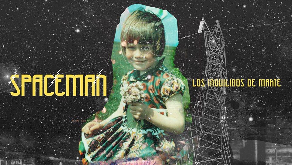 Spaceman Facebook