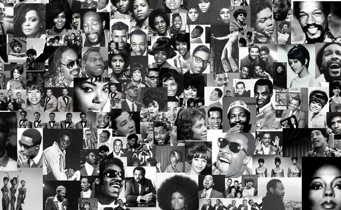 Black Singers