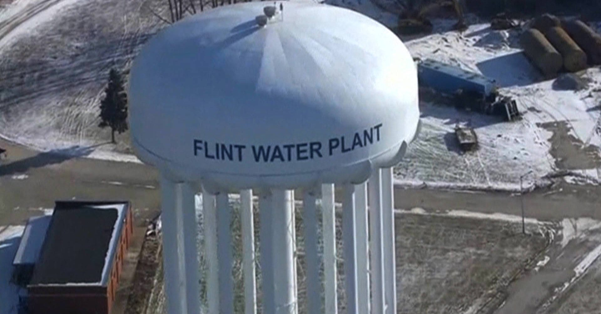 Flint Water Palnt
