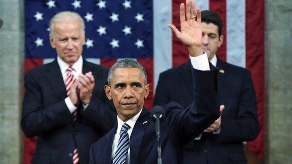 Obama Satate of the Union