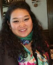 Adena Ishii at MLK Breakfast 2016