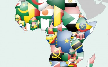Africa_Flag_Map_by_lg_studio