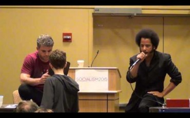 Boots Riley and Dave Zirin