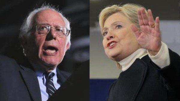 Sanders & Clinton