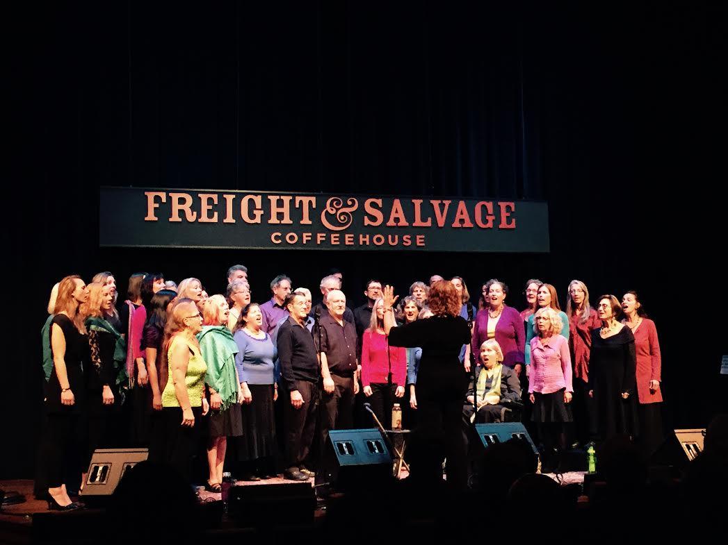 The World Harmony Chorus