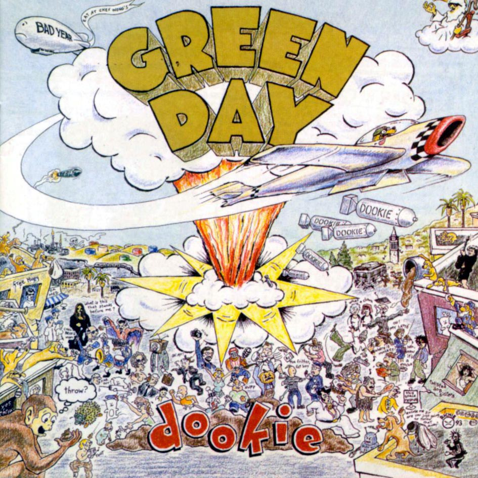 green-day-dookie