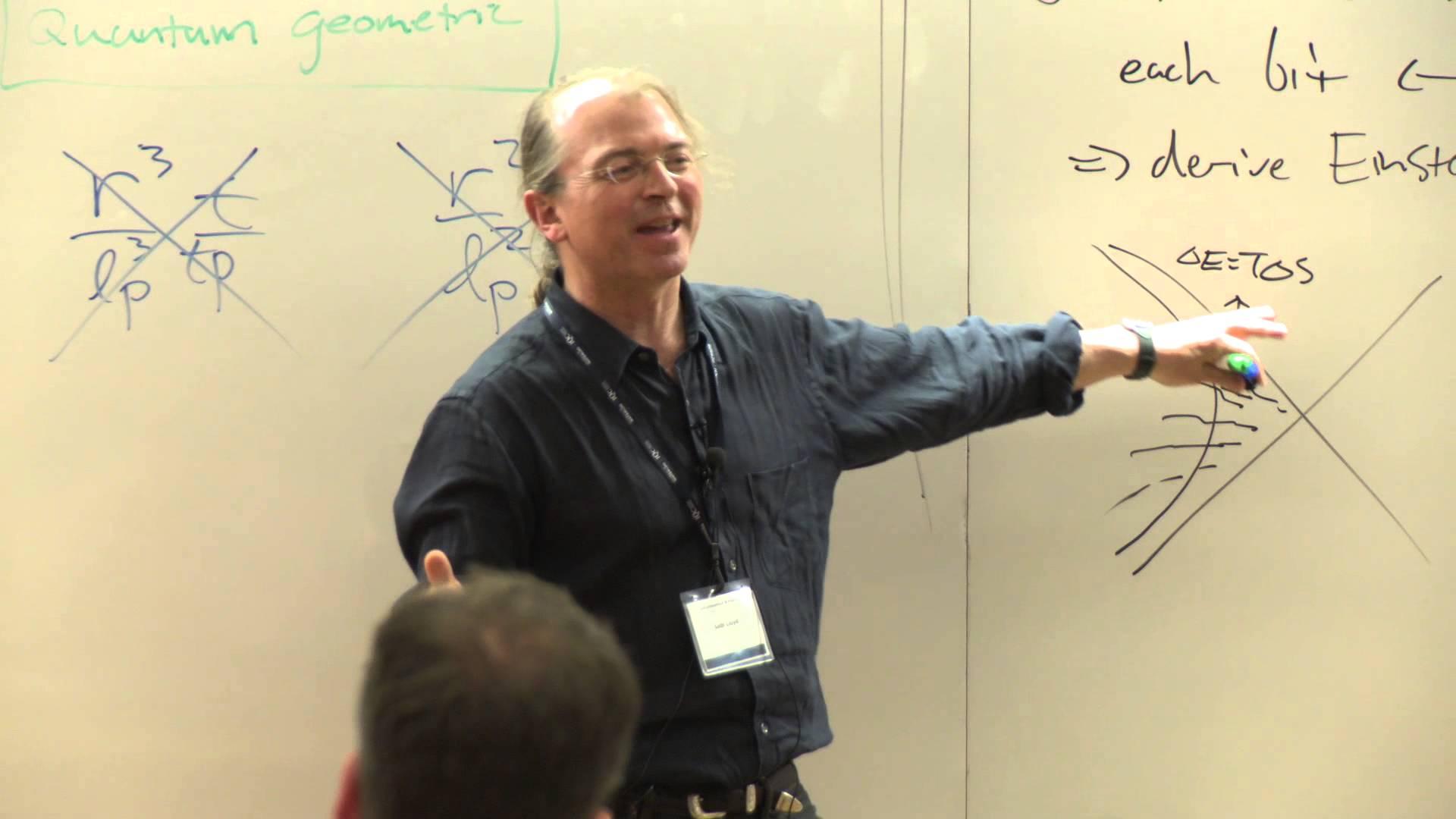Dr. Seth Lloyd