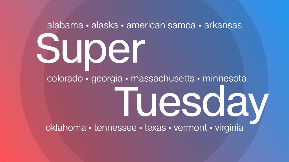 Super Tuesday 2