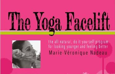Yoga Facelift Book
