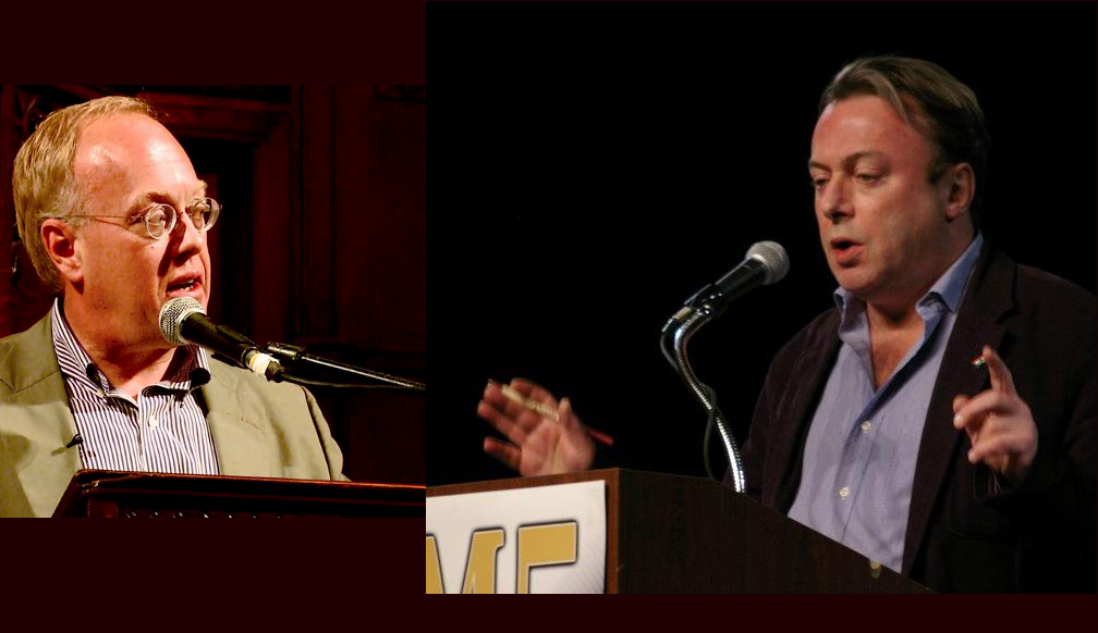 Hitchens and Hedges