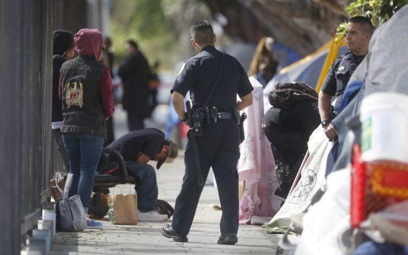Homeless Shooting