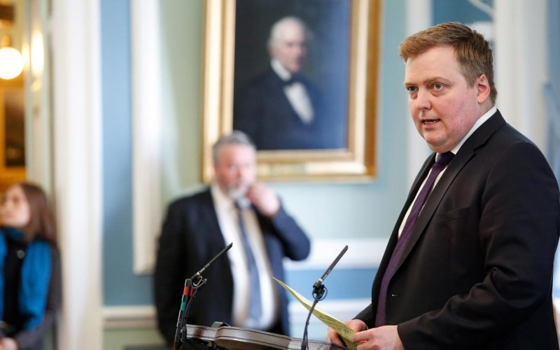 Iceland's PM steps down amid Panama Papers Scandal