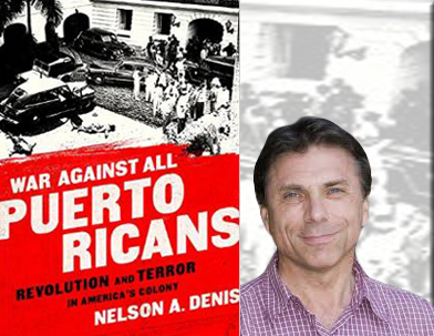 Puerto Rico Book and Author