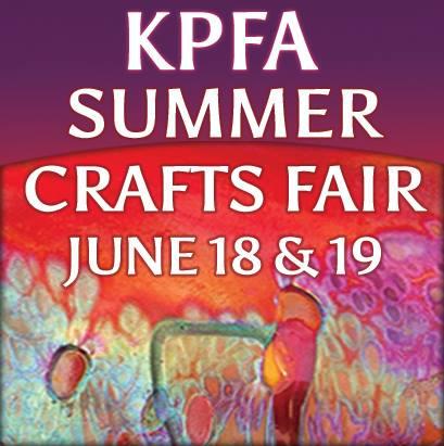 Kpfa Crafts Fair Summer