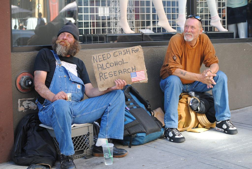 Honest Homeless