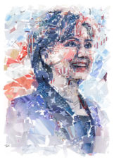 clinton glass ceiling