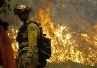 Cal Fire Crew