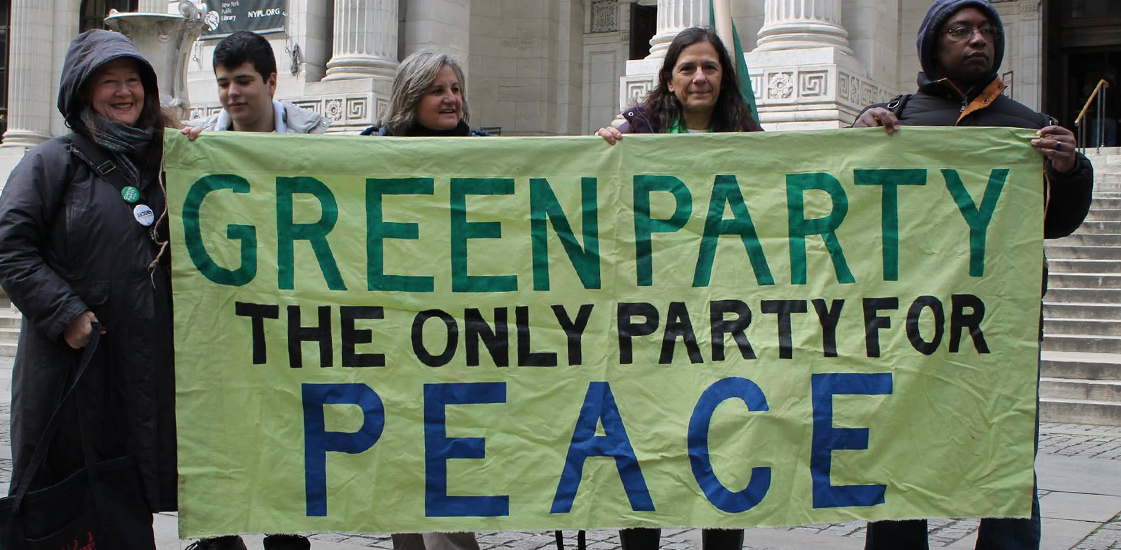 Gree Party For Peace