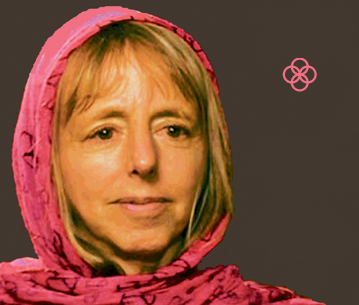 Medea Benjamin in Berkeley