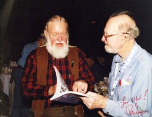 Utah Phillips and Pete Seeger