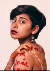 Shivani Narang, literary artist participating in Kearny Street Workshop's APAture