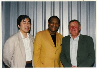 Phil and McCoy Tyner. circa 1990