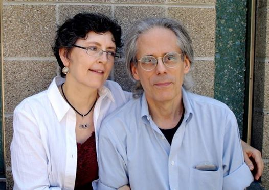 Marta Russell and Steve Weiss.