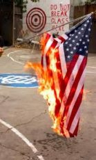 flag-burning
