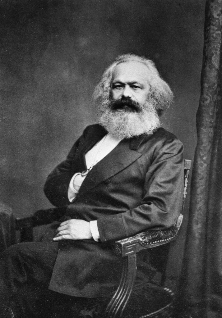 adam smith and karl mark The classical liberal tradition: adam smith vs karl marx james r otteson, phd joint professor of philosophy and economics, yeshiva university charles g koch senior fellow, the fund for american studies.