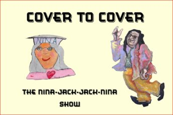 Cover to Cover with Jack Foley & Nina Serrano