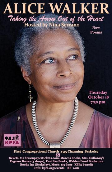 Alice Walker Kpfa