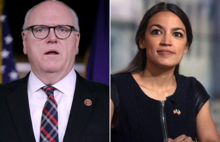 Ocasio-Cortez's high profile spurs fears of Dem rift